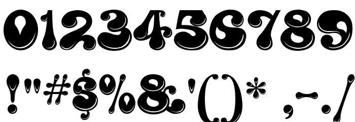 Kingthings Lickorishe Font OTHER CHARS