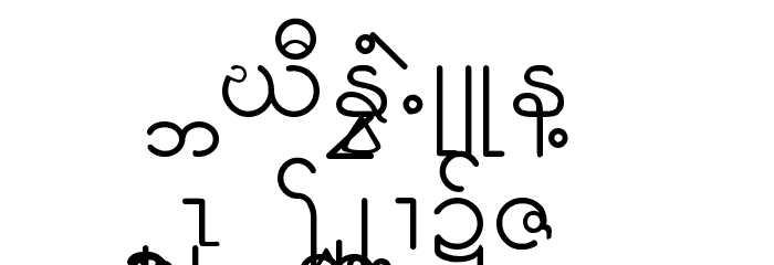 Tutorials fonts