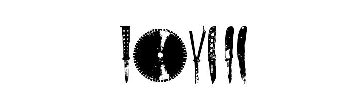 Knives  لخطوط تنزيل