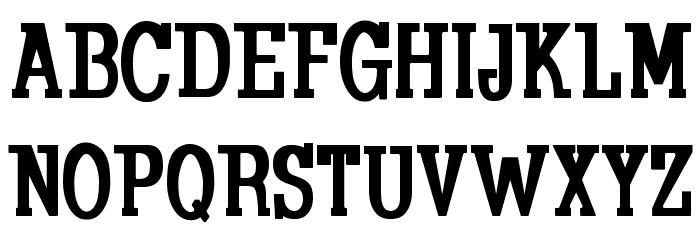 Koulouri لخطوط تنزيل الأحرف الكبيرة