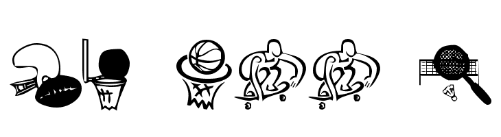 KR All Sport  baixar fontes gratis