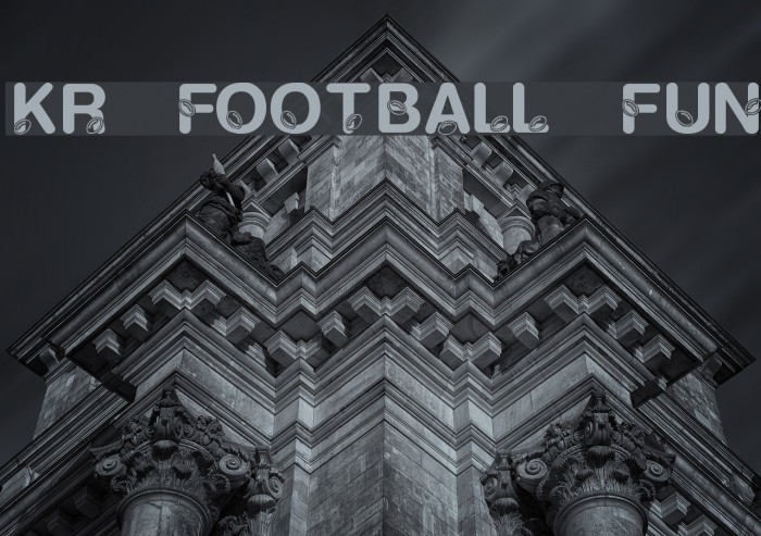 KR Football Fun Caratteri examples