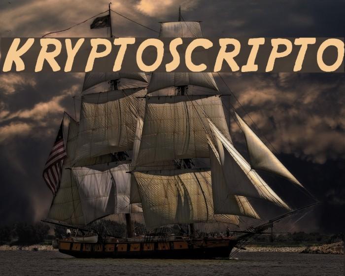 KRYPTOSCRIPTO Fonte examples