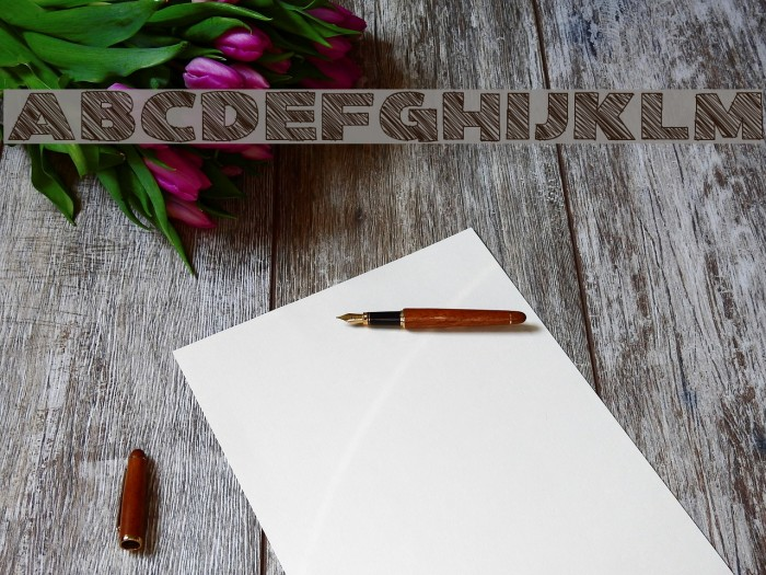 Kwixter Sketch Schriftart examples