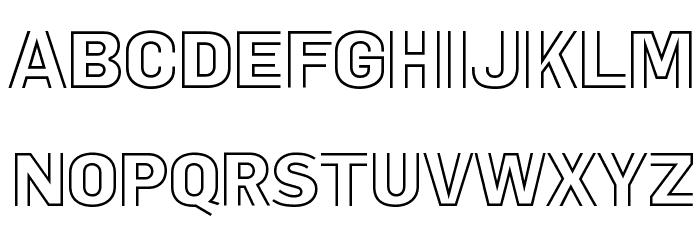 La Pejina ffp Font UPPERCASE