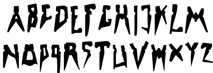LaEdith لخطوط تنزيل الأحرف الكبيرة