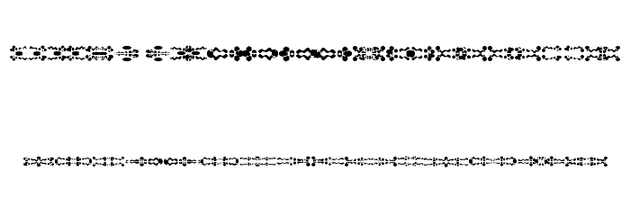 LaMorte12 Шрифта строчной