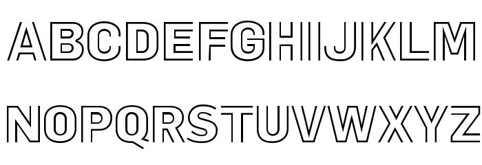 LaPejina-ffp फ़ॉन्ट अपरकेस