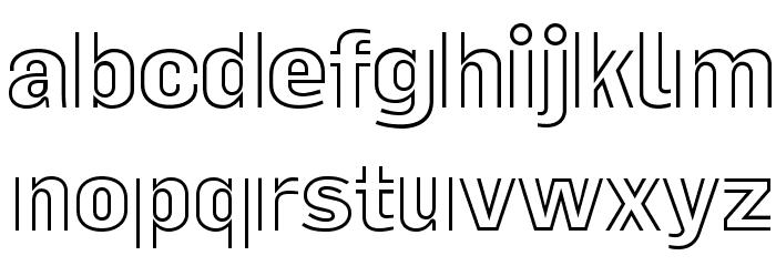 LaPejina-ffp फ़ॉन्ट लोअरकेस