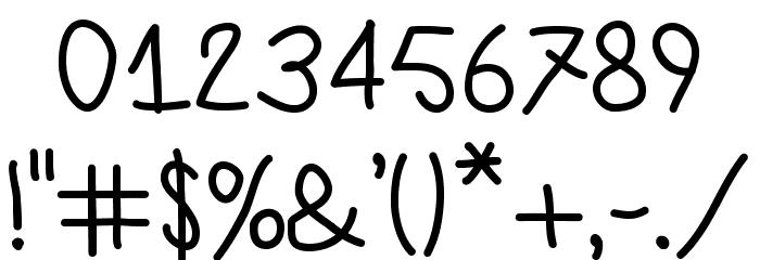 LamiarBold Шрифта ДРУГИЕ символов
