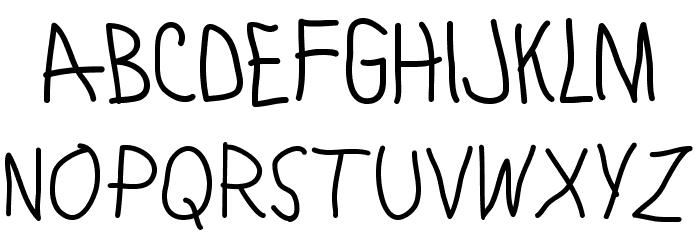 LamiarMedium Шрифта строчной