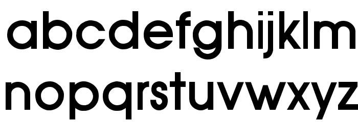 LangscapeDevPoojaBold Font LOWERCASE