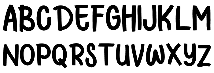 Larys Manice Demo Schriftart Groß