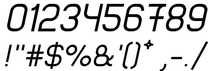 Lastwaerk regular Oblique Schriftart Anderer Schreiben
