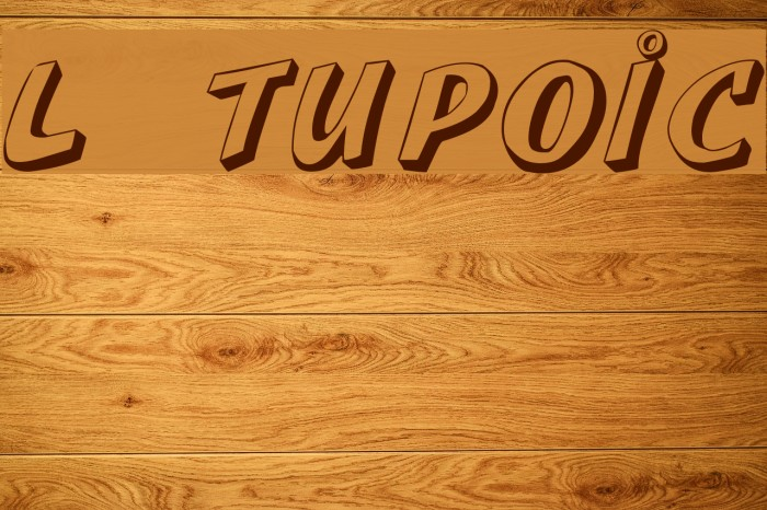 Lazuri  UTOPIC Шрифта examples