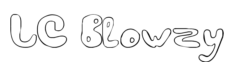 LC Blowzy  Free Fonts Download
