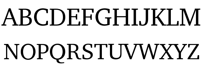LeedsBit EuroNorth Normal Font UPPERCASE