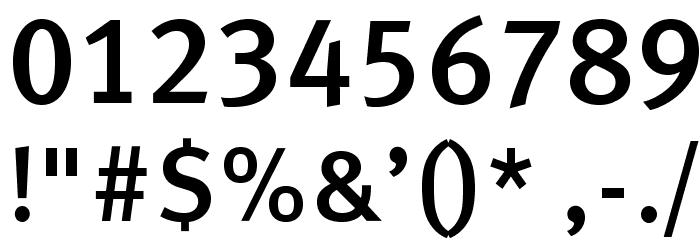 LexusCapsOpti-Medium Font OTHER CHARS
