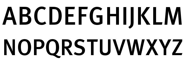 LexusCapsOpti-Medium Font UPPERCASE