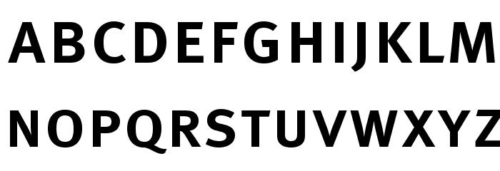 LexusCapsOpti-Medium Font LOWERCASE