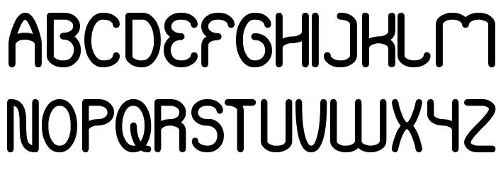 Liberate Font Litere mari