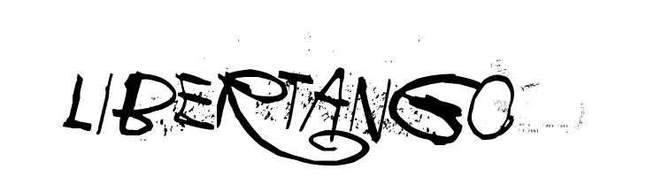Libertango Font - free fonts download