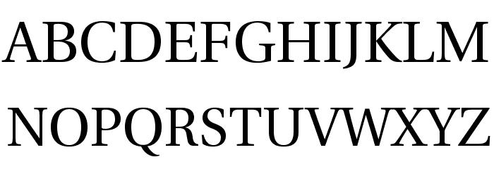LinguisticsPro-Regular Fuentes MAYÚSCULAS