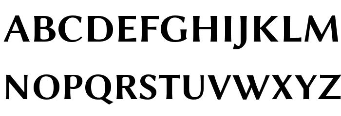 Linux Biolinum Capitals Bold フォント 大文字