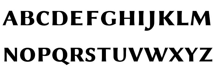 Linux Biolinum Capitals Bold フォント 小文字