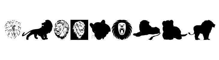 LionsClub  Free Fonts Download