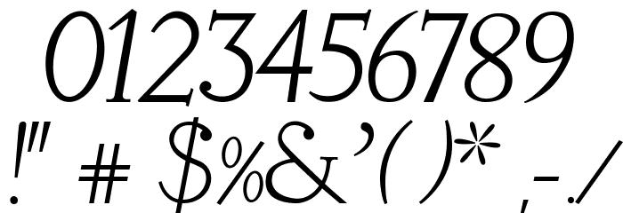 LitosScript-Italic फ़ॉन्ट अन्य घर का काम