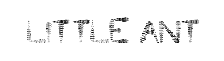 Little Ant  Free Fonts Download