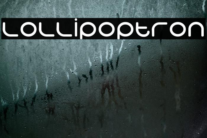 Lollipoptron لخطوط تنزيل examples