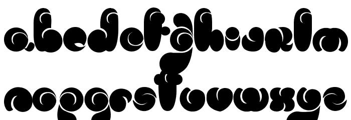 logo Regular Шрифта ВЕРХНИЙ