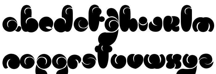 logo Regular Шрифта строчной