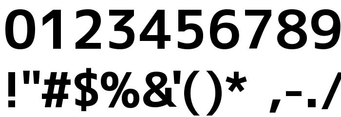 M+ 1c bold لخطوط تنزيل حرف أخرى