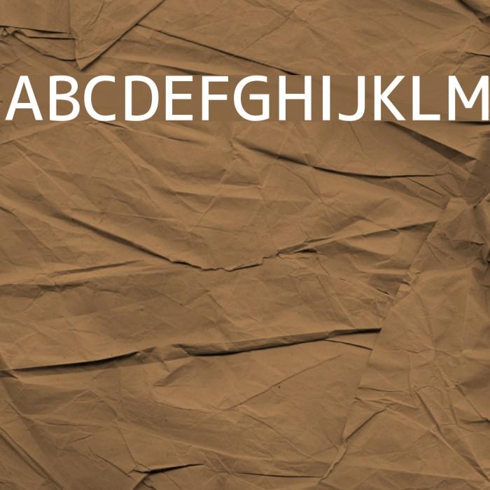 M+ 1c medium Font examples