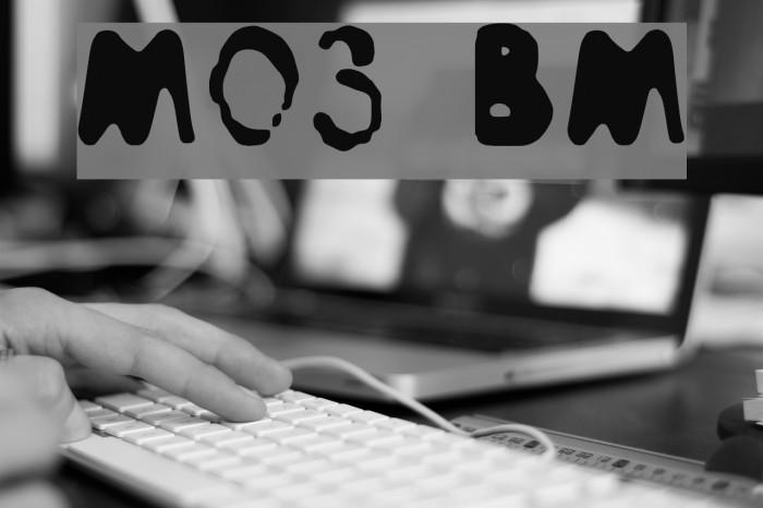 M03_BM Font examples