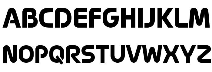 Highlander Std Book Font