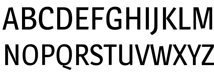 Magra Font UPPERCASE