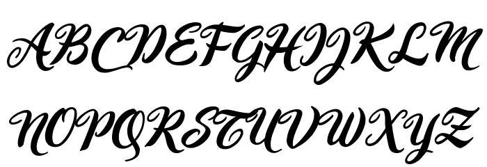 Maheera لخطوط تنزيل الأحرف الكبيرة