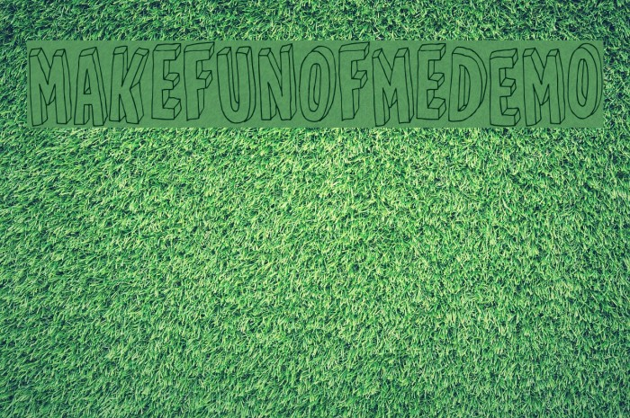 MakefunofmeDEMO Fonte examples