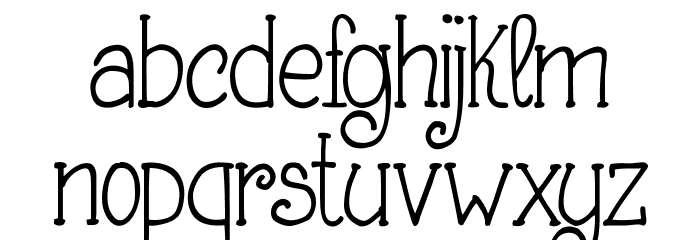 Making Lettering_DEMO Polices MINUSCULES