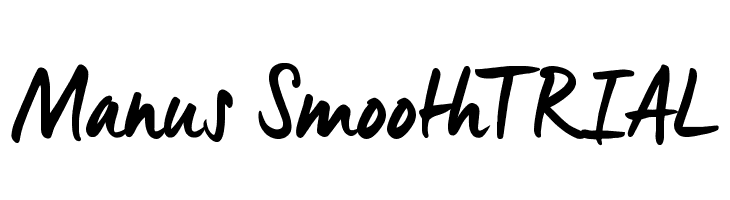 smooth Font Search on FFonts net like Manus Smooth_TRIAL, Mo