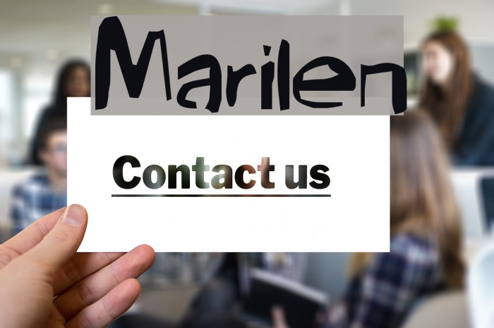 Marilen फ़ॉन्ट examples