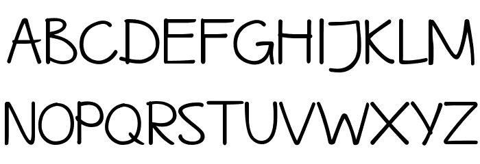 Maritime Tropical Double Font UPPERCASE