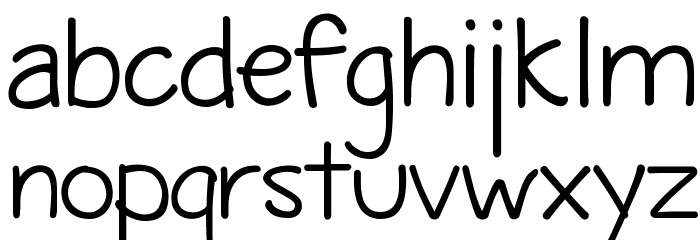 Maritime Tropical Double Font LOWERCASE