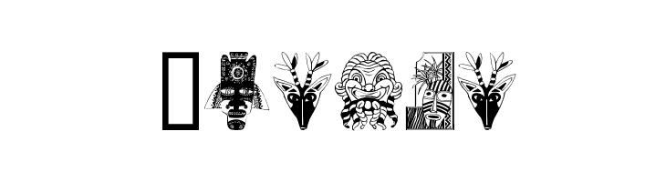 Maskes  Free Fonts Download