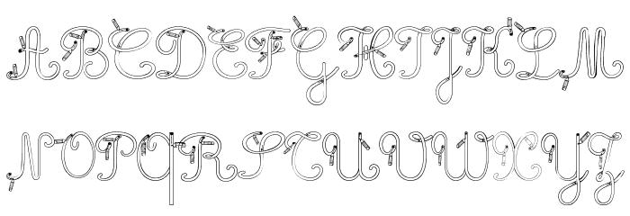 Cursive Tracing Font – Home Exsplore