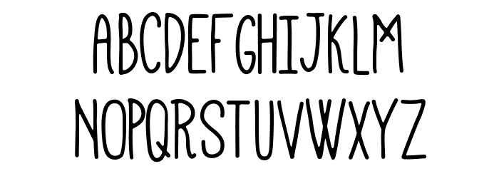 Mathlete-Bulky Font Litere mari